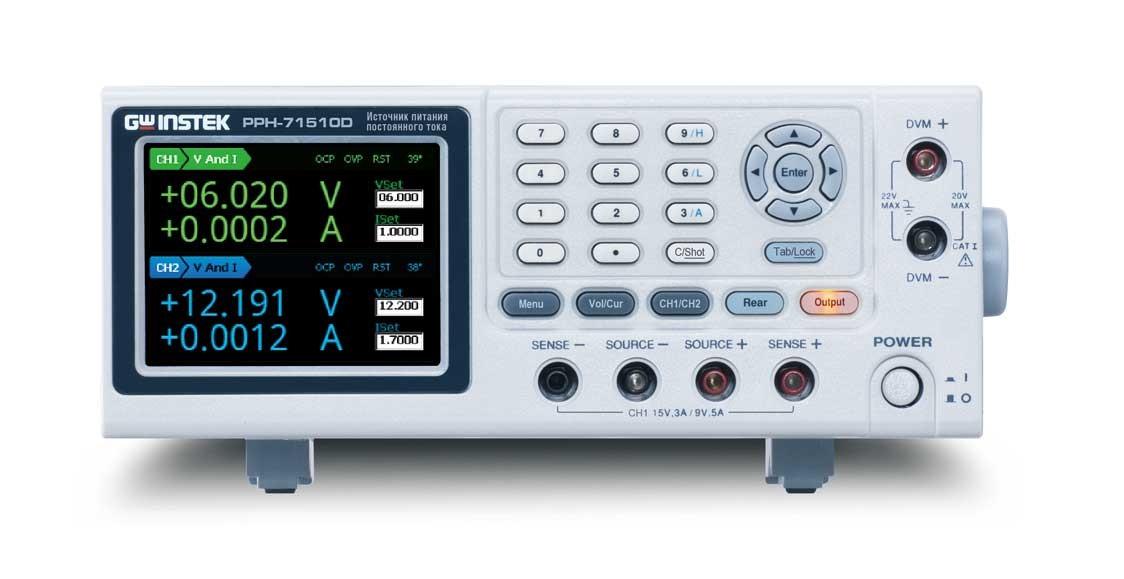Осциллографы реального времени АКИП™ достигли полосы пропускания 1 ГГц. Новая серия АКИП-4134