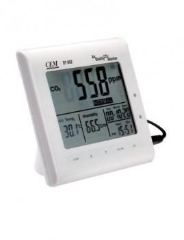 Новинка от производителя CEM настольная метеостанция-часы DT-802
