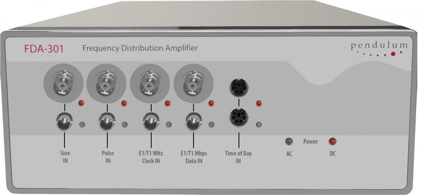 Усилитель для систем распределения частот FDA-301