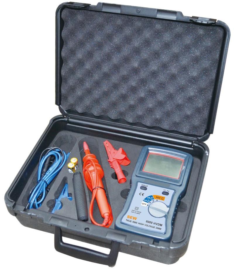 Высоковольтные мультиметр SEW- 8000 HVDW