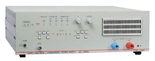 Новая версия программного обеспечения WaveControl по формированию сигналов произвольной формы для источников питания АКИП