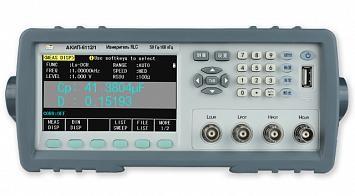 Новинка от производителя АКИП: Измерители RLC- АКИП-6112