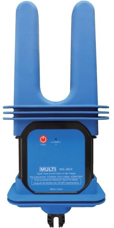 Новые  инновационные клещи от производителя Multi- HCL-36UX с измерением тока до 3000А
