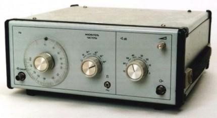 Г3-126 - низкочастотный генератор (Г 3-126)