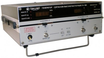 Г4-154** - высокочастотный генератор сигналов (Г 4-154)