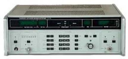 Г4-176** - высокочастотный генератор сигналов (Г 4-176)