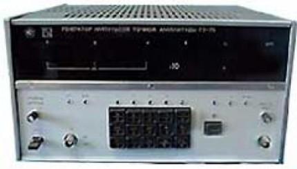 Г5-75** - генератор импульсов (Г 5-75)