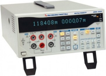 АВМ-4400 - прецизионный цифровой вольтметр-мультиметр Актаком (ABM-4400)