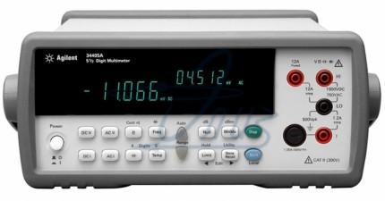 34405A - вольтметр-мультиметр цифровой прецизионный Agilent