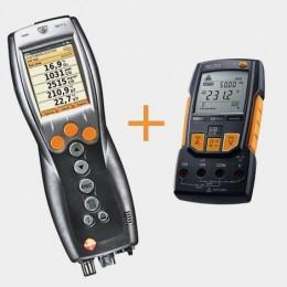testo 330-1 LL NOx BT+ мультиметр 760-2 (0563 3375)