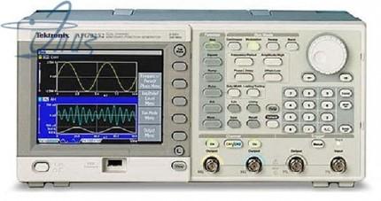 AFG3021 - универсальный генератор сигналов специальной формы Tektronix (AFG 3021)