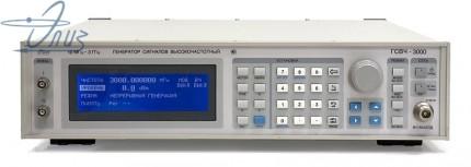 ГСВЧ-3000 - генератор сигналов высокой частоты Акип