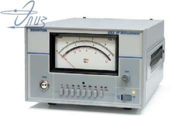 92EA - вольтметр-милливольтметр СВЧ Boonton