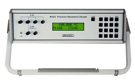 M-622 - Прецизионный программируемый магазин сопротивлений