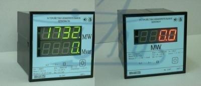 ЦП8506 + RS485 - устройства измерительные щитовые