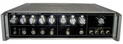 Г3-123** - низкочастотный генератор сигналов (Г 3-123)