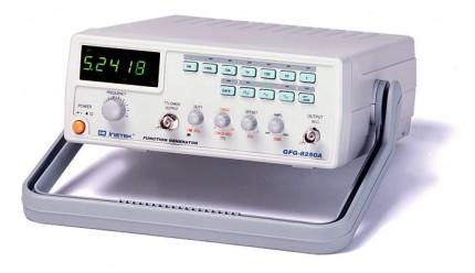 GFG-8250A - функциональный генератор сигналов GW Instek (GFG8250 A)