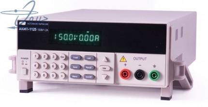 АКИП-1123 - программируемый источник питания постоянного тока