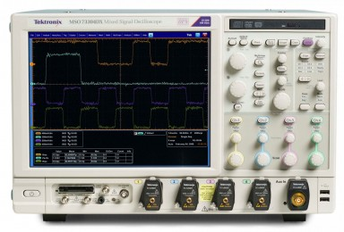 DPO73304DX - Цифровой осциллограф