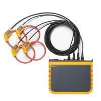 Fluke 1746/B/EUS - Регистратор качества электроэнергии для трехфазной сети без токоизмерительных датчиков iFlex (европейская сертификация)