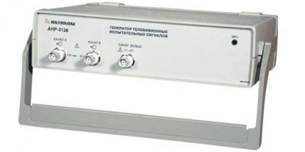 АНР-3126 - генератор телевизионных измерительных сигналов - приставка к ПК Актаком (AHP-3126)