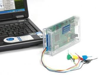 АНР-3616 - генератор цифровых последовательностей - приставка к ПК Актаком (AHP-3616)