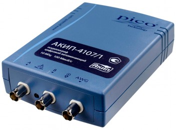 АКИП-4107/1 - USB-осциллограф цифровой запоминающий (АКИП4107/1)