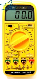 АМ-1006 - мультиметр цифровой Актаком (АМ-1006)