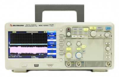 АОС-5202 - осциллограф цифровой Актаком (АОС5202, AOC-5202, AOC5202)