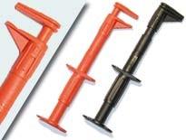 AS-4 - зажим для измерительных проводов