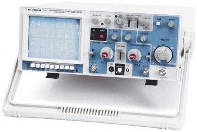 АСК-2021 - осциллограф аналогово-цифровой Актаком