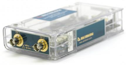 АСК-3102 - USB-осциллограф-приставка цифровой запоминающий+ анализатор спектра Актаком (ACK-3102)