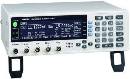 IM3523 - Измеритель иммитанса (RLC-метр) HIOKI