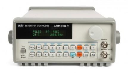 АКИП-3302 - Генератор импульсов