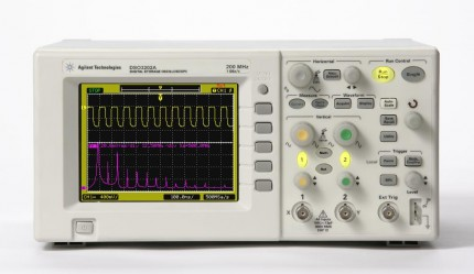 DSO3102A - осциллограф цифровой Agilent (DSO 3102A)