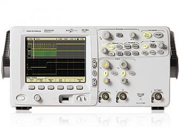 MSO6104A - осциллограф цифровой смешанных сигналов Agilent (Keysight) (MSO 6104 A)