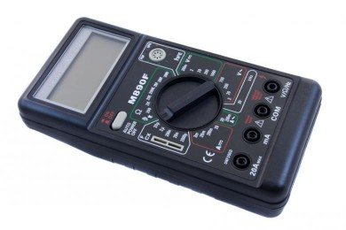 M890F - цифровой мультиметр