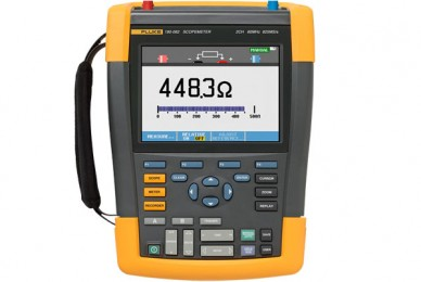 FLUKE 190-062 - цифровой запоминающий осциллограф-мультиметр (скопметр) (Fluke190-062)