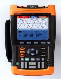 FLUKE 196C - осциллограф-мультиметр (скопметр) цифровой (Fluke196 C)