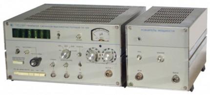 Г4-128** - высокочастотный генератор сигналов (Г 4-128)