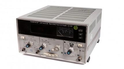 Г4-151 - высокочастотный генератор сигналов (Г 4-151)