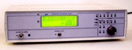 Г4-220 - высокочастотный генератор сигналов (Г 4-220)