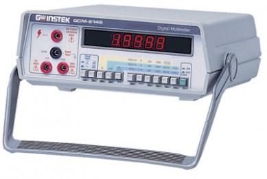 GDM-8145 - вольтметр-мультиметр универсальный цифровой GW Instek (GDM8145)