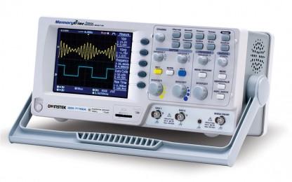 GDS-71102A - осциллограф цифровой запоминающий GW Instek (GDS71102 A)