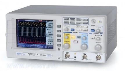GDS-840S - осциллограф цифровой запоминающий GW Instek (GDS840 S)