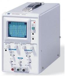 GOS-305** - универсальный осциллограф GW Instek
