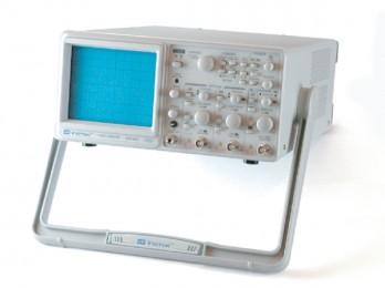 GOS-6031 - осциллограф аналоговый универсальный GW Instek (GOS6031)