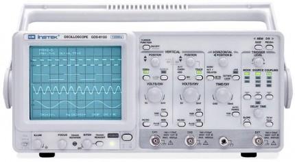GOS-6103 - осциллограф аналоговый универсальный GW Instek (GOS6103)