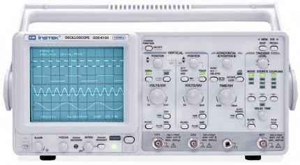 GOS-6103C - осциллограф аналоговый универсальный GW Instek (GOS6103 C)