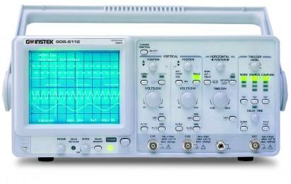 GOS-6112 - осциллограф аналоговый универсальный GW Instek (GOS6112)
